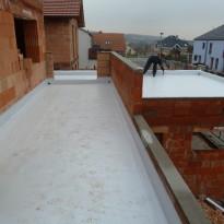 Izolace terasy a střechy