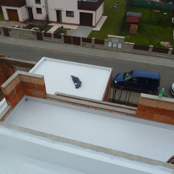 Střecha+terasa Klecany – Multiplan (3)